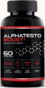 Alpha Testo Boost - pas cher - France - action