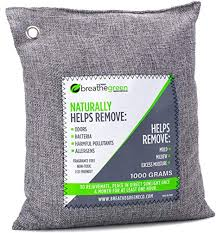 Breathe Clean Charcoal Bags - air pur dans la maison - composition - avis - forum