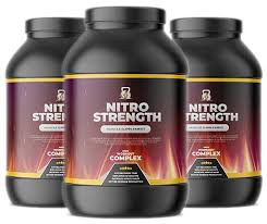 Nitro Strength - pour la masse musculaire - comprimés - composition - site officiel