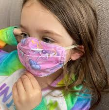 Child Face Mask - masque de protection - avis - comment utiliser - forum