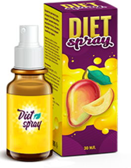 Diet Spray - pour minceur - site officiel - Amazon - France